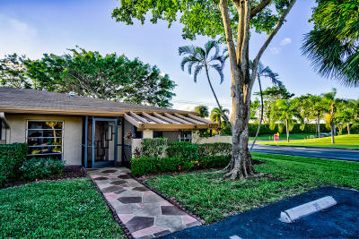 Delray Beach Single Family Home For Sale: 13173 Lucinda Palm Court #C