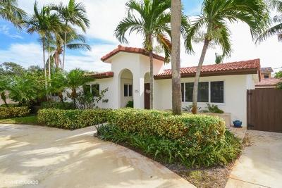 Boca Raton Single Family Home For Sale: 474 NE 5th Court