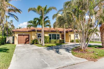 Palm Beach Shores Single Family Home For Sale: 307 Bravado Lane