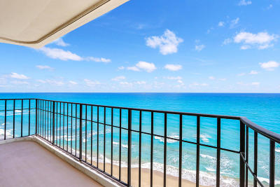 Dunes Towers Condo For Sale: 5480 Ocean Drive #A8b