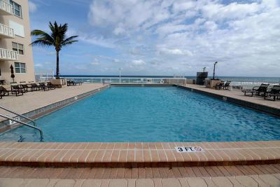 Palm Beach Condo For Sale: 3450 S Ocean Boulevard #201