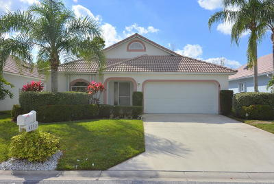 Stuart Single Family Home Contingent: 4330 SE Scotland Cay Way