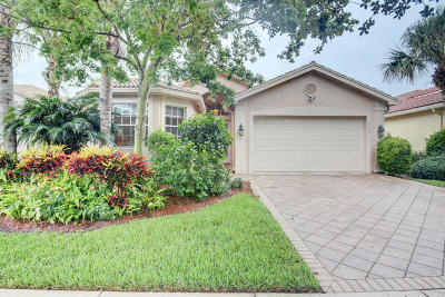 Delray Beach Single Family Home Contingent: 7239 Imperial Beach Circle