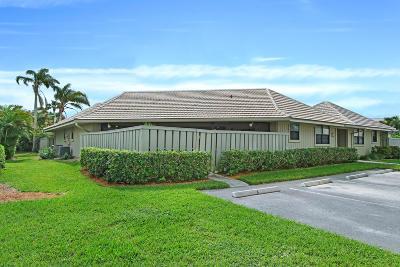 Jupiter Single Family Home For Sale: 1127 E Seminole Avenue #29 A
