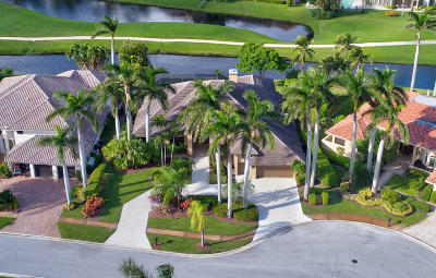 Boca Raton Single Family Home For Sale: 17195 Courtland Lane