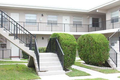 Boynton Beach Rental Contingent: 1230 Old Boynton Road #210