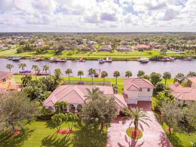 Port Saint Lucie Single Family Home For Sale: 2616 SW River Shore Drive