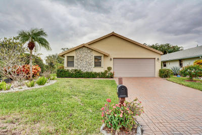 Delray Beach Single Family Home For Sale: 2350 NW 15th Street