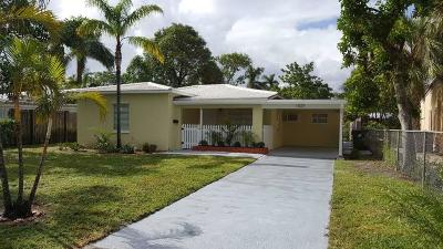 Fort Lauderdale Single Family Home For Sale: 1529 NE 17th Way