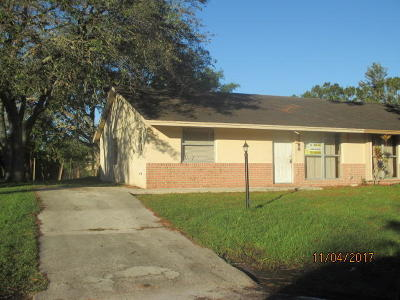 Stuart Single Family Home Contingent: 4488 SE Nimrod Lane