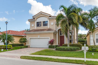 Boynton Beach Single Family Home For Sale: 4180 Key Lime Boulevard