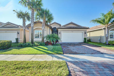 Boynton Beach Single Family Home For Sale: 8266 Boulder Mountain Terrace