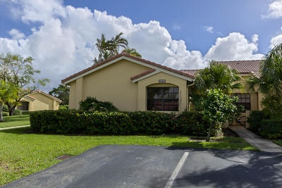 Boca Raton Single Family Home For Sale: 6835 Bridlewood Court