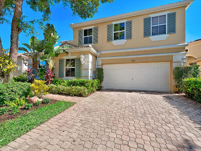 Palm Beach Gardens Single Family Home For Sale: 309 Sunset Bay Lane