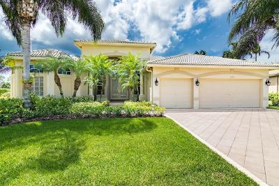 Royal Palm Beach Single Family Home For Sale: 2659 Windwood Way