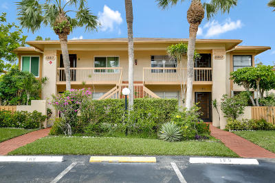 Delray Beach Condo For Sale: 13817 Royal Palm Court #C