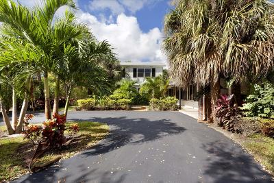 Delray Beach FL Single Family Home For Sale: $1,005,000