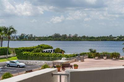 Palm Beach Condo For Sale: 2773 S Ocean Boulevard #210