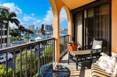 Palm Beach Condo For Sale: 200 Bradley Place #301