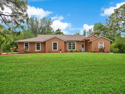 West Palm Beach Single Family Home For Sale: 13786 61st Street