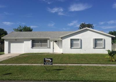 Royal Palm Beach Single Family Home For Sale: 791 Carissa Drive