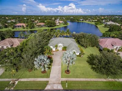 Palm City Single Family Home For Sale: 5156 SW Orchid Bay Drive