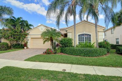 West Palm Beach Single Family Home For Sale: 4002 San Andros