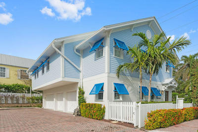 Delray Beach Single Family Home For Sale: 150 NE 1st Avenue