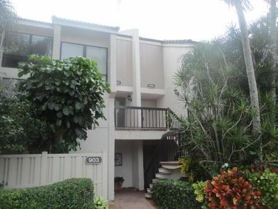 Boca Raton Condo For Sale: 905 Bridgewood Place