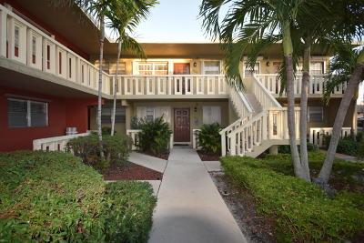 Boynton Beach Rental For Rent: 305 E Ocean Avenue #209