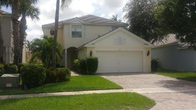 Royal Palm Beach Single Family Home For Sale: 120 Kensington Way