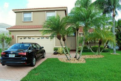 Boca Raton Single Family Home For Sale: 11183 Sea Grass Circle