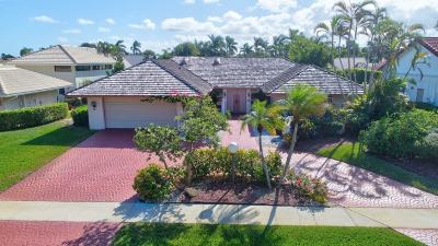 Delray Beach Single Family Home For Sale: 3936 Live Oak Boulevard