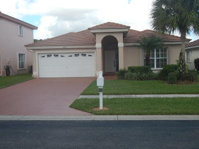 Lake Worth Single Family Home For Sale: 6095 Harbour Greens Drive