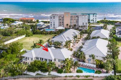 Juno Beach Townhouse For Sale: 473 Ocean Ridge Way