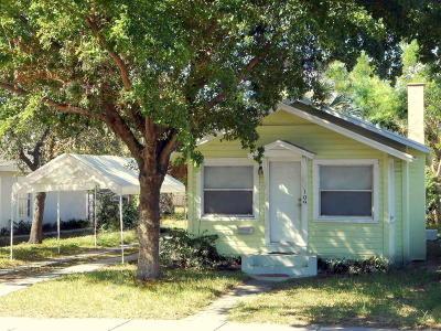 Lake Worth Single Family Home For Sale: 109 S E Street