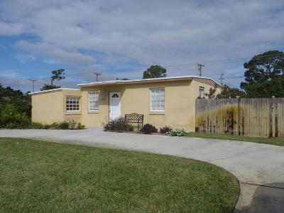 Delray Beach Single Family Home For Sale: 5043 Ferndale Drive