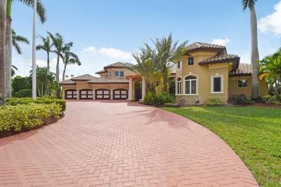 Palm Beach County Single Family Home For Sale: 2651 Sheltingham Drive