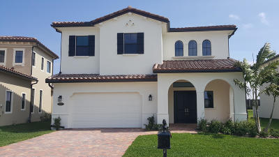 Boynton Beach Single Family Home For Sale: 9067 Grand Prix Lane