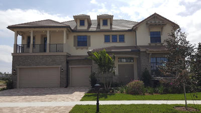 Boynton Beach Single Family Home For Sale: 8172 Grand Prix Lane