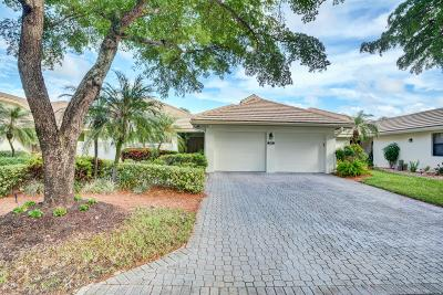 Boca Raton Single Family Home For Sale: 20108 Waters Edge Drive #603