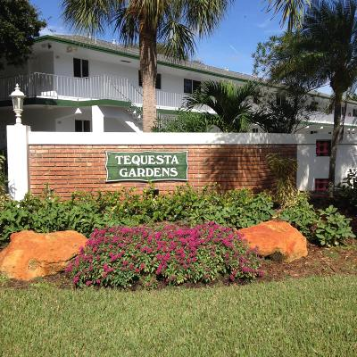 Tequesta Condo For Sale: 6 Garden Street #102