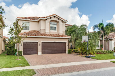Boynton Beach Single Family Home For Sale: 8261 Savara Streams Lane