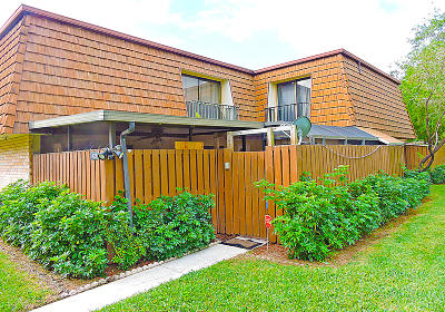 Greenacres FL Townhouse For Sale: $195,000