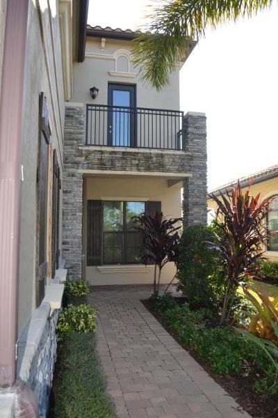 Port Saint Lucie Rental For Rent: 249 SE Fascino Circle