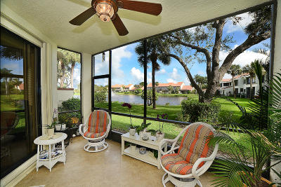 Juno Beach Condo For Sale: 402 Sea Oats Drive #C