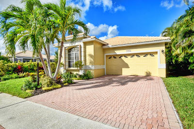 Boca Raton Single Family Home For Sale: 6275 Brava Way