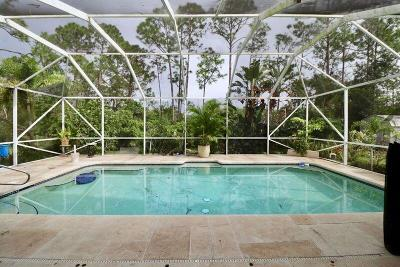 Jupiter Single Family Home Contingent: 16374 134th Terrace