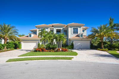 Delray Beach Single Family Home For Sale: 16525 Fleur De Lis Way
