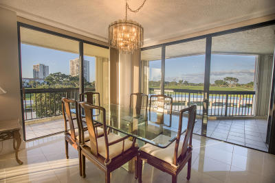 West Palm Beach Condo Sold: 1900 Consulate Place #106